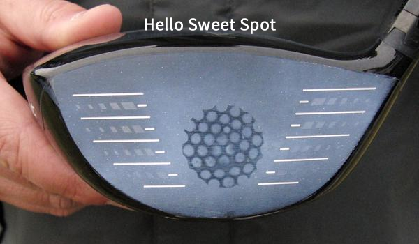 Hello Sweet Spot - Golf